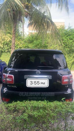 Nissan Patrol 2015 Black | Cars for sale in Lagos State, Lekki
