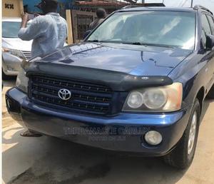 Toyota Highlander 2000 Blue | Cars for sale in Katsina State, Jibia