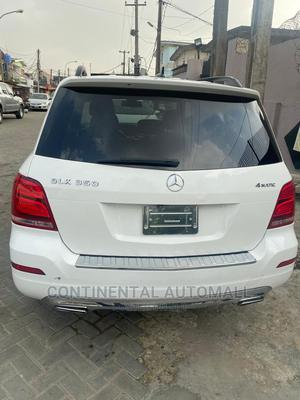 Mercedes-Benz GLK-Class 2013 350 4MATIC White   Cars for sale in Lagos State, Lekki