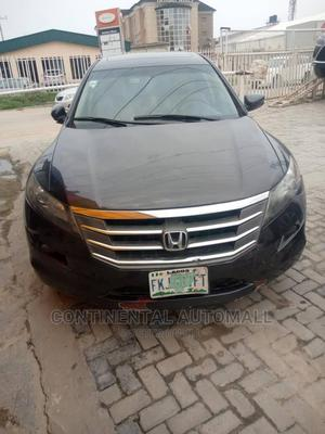 Honda Accord Crosstour 2010 EX Red | Cars for sale in Lagos State, Lekki