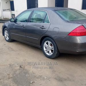 Honda Accord 2007 Brown | Cars for sale in Rivers State, Obio-Akpor