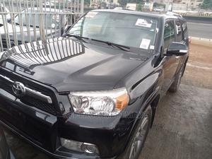 Toyota 4-Runner 2012 Black   Cars for sale in Lagos State, Ojodu