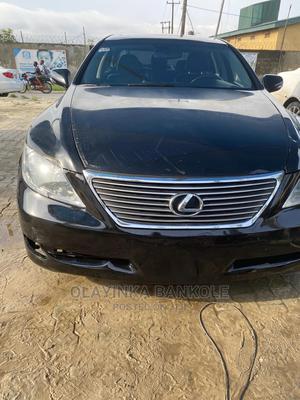 Lexus LS 2009 Black | Cars for sale in Lagos State, Ajah