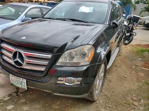 Mercedes-Benz GL-Class 2008 GL 550 Black | Cars for sale in Lagos State, Ikeja