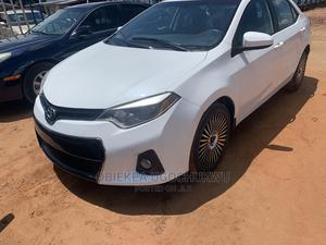 Toyota Corolla 2016 White | Cars for sale in Delta State, Oshimili South