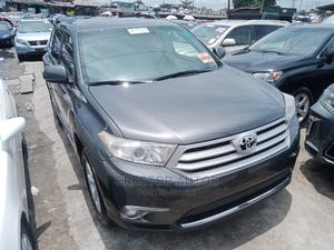 Toyota Highlander 2011 Limited Gray | Cars for sale in Lagos State, Apapa