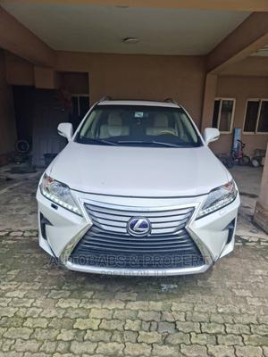 Lexus RX 2012 350 AWD White | Cars for sale in Lagos State, Surulere