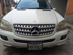 Mercedes-Benz M Class 2008 ML 350 4Matic Silver | Cars for sale in Lagos State, Amuwo-Odofin