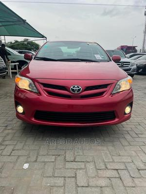 Toyota Corolla 2011 Red | Cars for sale in Lagos State, Lekki