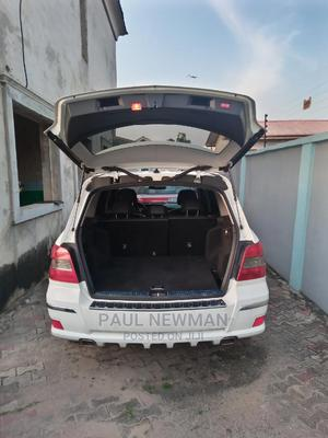 Mercedes-Benz GLK-Class 2012 350 4MATIC White | Cars for sale in Lagos State, Isolo
