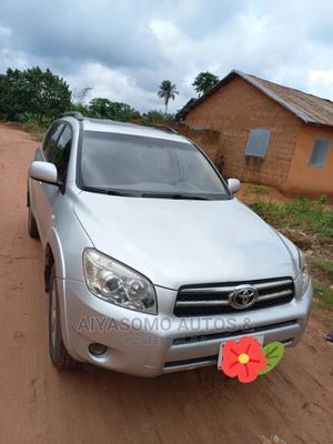 Toyota RAV4 2008 Silver | Cars for sale in Edo State, Benin City