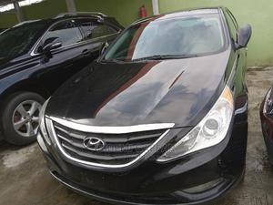 Hyundai Sonata 2014 Black | Cars for sale in Lagos State, Ikeja