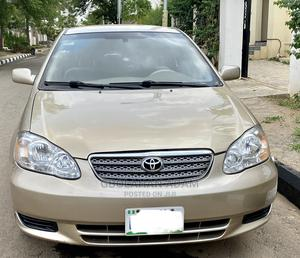 Toyota Corolla 2004 Gold   Cars for sale in Abuja (FCT) State, Central Business District