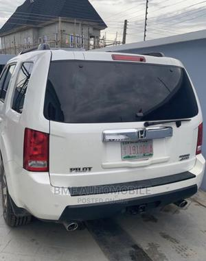 Honda Pilot 2012 White | Cars for sale in Lagos State, Agege