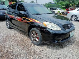 Toyota Matrix 2004 Black | Cars for sale in Abuja (FCT) State, Katampe