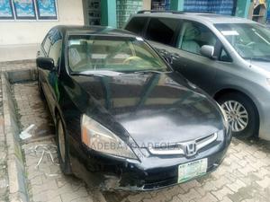 Honda Accord 2005 Automatic Black   Cars for sale in Ogun State, Abeokuta South