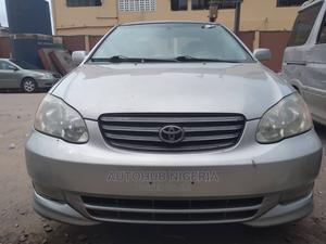 Toyota Corolla 2004 Sedan Silver   Cars for sale in Lagos State, Amuwo-Odofin