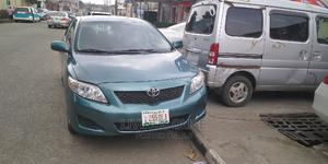 Toyota Corolla 2010 Blue | Cars for sale in Lagos State, Ogba