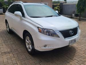 Lexus RX 2011 350 White   Cars for sale in Abuja (FCT) State, Gwarinpa