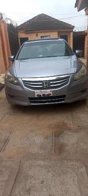 Honda Accord 2010 Sedan EX Automatic Blue | Cars for sale in Oyo State, Ido