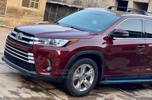 Toyota Highlander 2015 Burgandy | Cars for sale in Lagos State, Ikeja