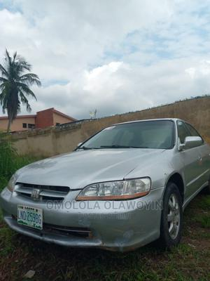 Honda Accord 2001 Silver | Cars for sale in Oyo State, Oluyole