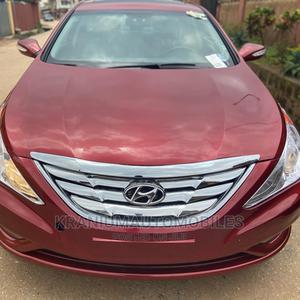 Hyundai Sonata 2013 Red | Cars for sale in Lagos State, Lekki