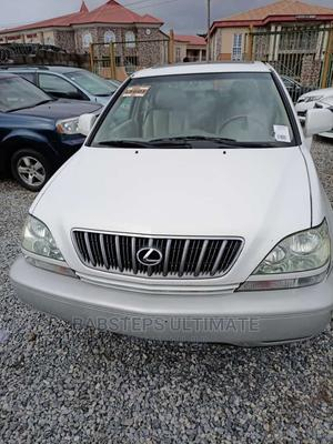 Lexus RX 2002 White | Cars for sale in Lagos State, Abule Egba