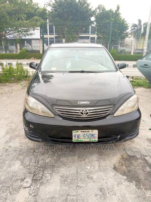 Toyota Camry 2005 Black | Cars for sale in Lagos State, Lekki