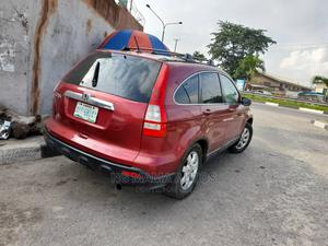 Honda CR-V 2007 Red | Cars for sale in Lagos State, Agege