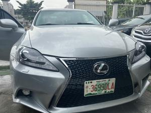 Lexus IS 2008 250 Silver   Cars for sale in Lagos State, Ilupeju