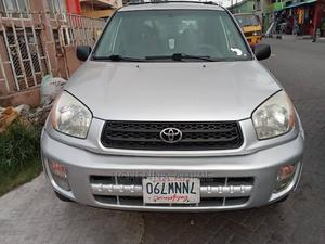 Toyota RAV4 2003 Automatic Silver   Cars for sale in Lagos State, Surulere