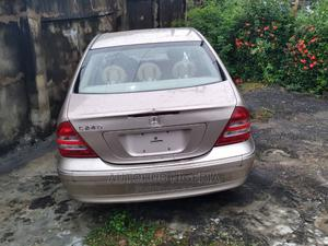 Mercedes-Benz C240 2003 Gold | Cars for sale in Lagos State, Amuwo-Odofin