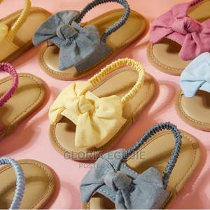 Baby/Toddler Girl Solid Bowknot Sandals   Children's Shoes for sale in Abuja (FCT) State, Dutse-Alhaji