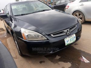 Honda Accord 2005 2.0 Comfort Black   Cars for sale in Lagos State, Alimosho