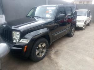 Jeep Compass 2008 Sport 2.4 4x4 Black   Cars for sale in Lagos State, Ikeja