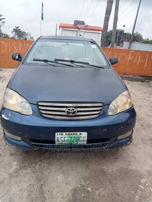 Toyota Corolla 2004 LE Blue | Cars for sale in Lagos State, Ajah