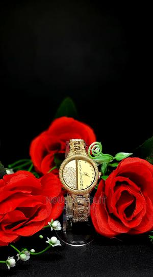 City Lisung Gold Colour Wrist Watch | Watches for sale in Imo State, Owerri