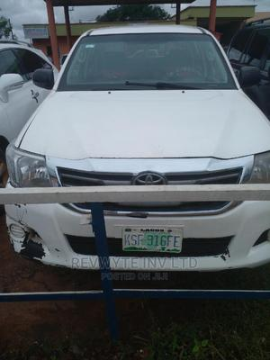 Toyota Hilux 2009 White | Cars for sale in Delta State, Oshimili South
