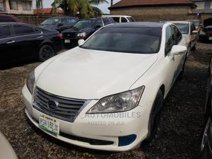Lexus ES 2007 350 White | Cars for sale in Lagos State, Ojodu