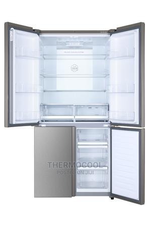 Haier HTF-610DM7 American Fridge Freezer   Kitchen Appliances for sale in Abuja (FCT) State, Maitama