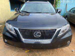 Lexus RX 2010 Gray | Cars for sale in Lagos State, Ikeja