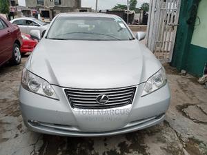 Lexus ES 2008 350 Silver   Cars for sale in Lagos State, Ifako-Ijaiye