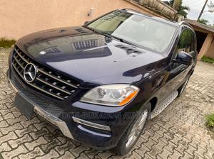 Mercedes-Benz M Class 2012 ML 550 4Matic Blue | Cars for sale in Lagos State, Ajah