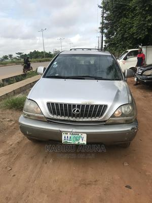 Lexus RX 2000 Silver | Cars for sale in Ogun State, Sagamu