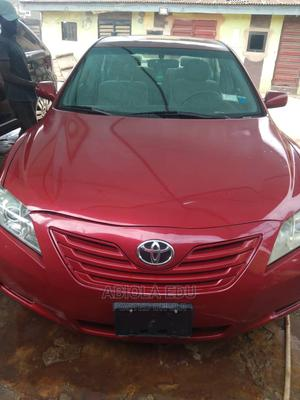 Toyota Camry 2008 2.4 LE Red   Cars for sale in Lagos State, Gbagada
