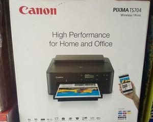 CANON Ts704 Printer | Printers & Scanners for sale in Lagos State, Ikeja