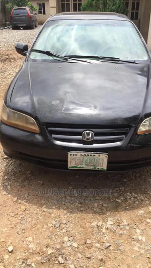 Honda Accord 2005 Black | Cars for sale in Ogun State, Abeokuta South