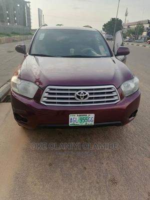 Toyota Highlander 2010 Red | Cars for sale in Abuja (FCT) State, Garki 2