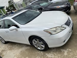 Lexus ES 2008 350 White | Cars for sale in Lagos State, Ogba